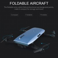 Mini Drone JJRC H47 ELFIE Plus Quadcopter Foldable With HD Camera