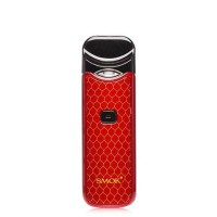 POD STARTER KIT - SMOK NORD KIT 1100MAH AUTHENTIC RED