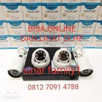 PAKET CCTV 4CH (4 CAMERA)3MP FULL HD