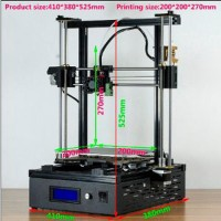 Printer 3D DMS DP5 Promo indonesia Big promo