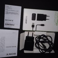 CHARGER SONY UCH-10 Fast Charging Original 100
