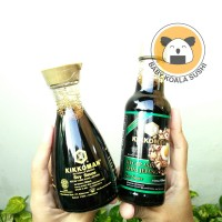 KIKKOMAN SHOYU HALAL 150ml | Kecap Asin Jepang | Soy Sauce All Purpose