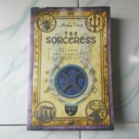 Novel Seri The Secrets of The Immortal Nicholas Flamel - Michael Scott