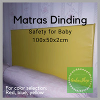 Matras Dinding Safety for Baby Uk.100x50x2cm
