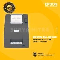 Printer Epson TM-U220B / TM U220 B Auto Dot Matrix/Cashier 9Pins