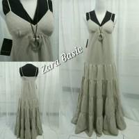 Zara Basic Longdress