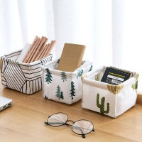 Tempat Pensil Alat Tulis Kreatif Desktop Organizer Desk Storage Box