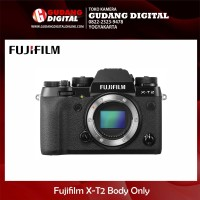 Kamera Mirrorless Fujifilm XT2 X-T2 Body Only