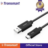 Tronsmart CC04 Type-C Male to Type-A  2.0 Male Cable 1M [CC04]