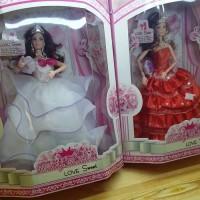 Mainan Barbie Pengantin Size Besar Eksklusive