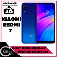 Redmi 7 Ram 3 GB Internal 32 GB New Garansi
