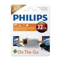 Otg Flashdisk Phillips 32Gb Original Obral