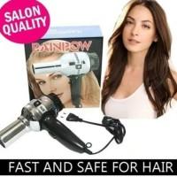 Hair Dryer Rainbow Pengering Rambut Keren Obral