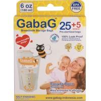 Gabag Breast Milk Storage Bag 180ml