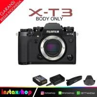 Harga new promo fujifilm x t3 xt3 kamera mirrorles garansi   Pembandingharga.com