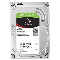 "SEAGATE IRONWOLF NAS 4 TB 3.5"" INTERNAL"