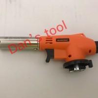 Gas Torch Pemantik Depan / Alat Bakar Dengan Api Fokus Pemantik Depan