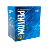 Processor Intel Pentium Gold G5400 3.7Ghz Cache 4MB Coffee Lake 1151