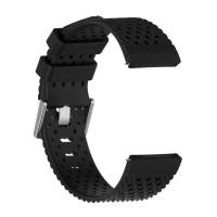 22mm Fitbit Versa Smart Strap Tali Jam Tangan Karet Rubber