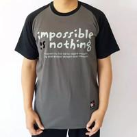 Kaos Dakwah Impossible is nothing 24 s