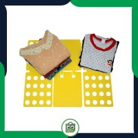 Lazy Magical Folding Children Clothes Board / Alat Pelipat Baju - 002
