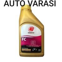 IDEMITSU OIL FC SEMI-SYNTHETIC Oli samping 2T 0.8Ltr asli