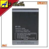 Baterai Handphone Huangmi M2 BP-50i Double Power Huangmi Batre HP