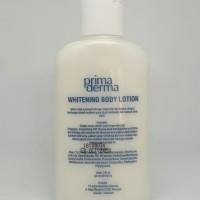 PRIMADERMA WHITENING BODY LOTION