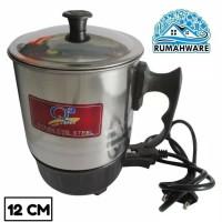 Mug listrik 12cm Electric heating cup 12 cm