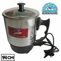 Mug listrik 14cm Electric heating cup 14 cm