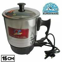 Mug listrik 15cm Electric heating cup 15 cm
