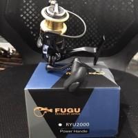Reel Pancing Fugu Ryu 2000 Power Handle 12+1 Ball Bearing