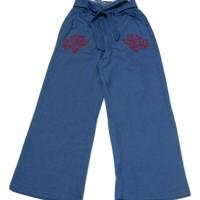 Namuslimah kecil / Celana kulot denim anak usia 7 hingga 12 tahun