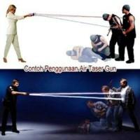 Taser Gun (alat kejut listrik)alat pertahanan dri jrak Best Deals