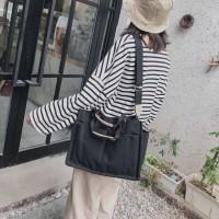 tas wanita 20225 import kerja selempang tote bag jinjing