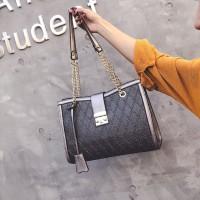 tas wanita cewek kerja tote bag shoulder bag batam impor murah 20224