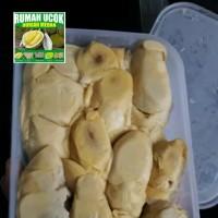 durian kupas ucok khas medan