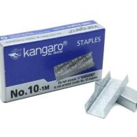 isi staples kecil no 10 Kangaro