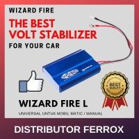 BEST SELLER! WIZARD FIRE L VOLT STABILIZER UNTUK MOBIL MANUAL / MATIC