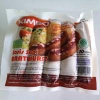 Sosis kimbo mini isi 10