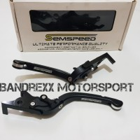 Handle Rem/Brake Lever Semspeed type folding for Yamaha Xmax 250