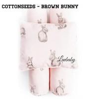 Cottonseeds Pillow Bolster set bantal guling bayi