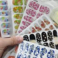 paket reseller nail sticker