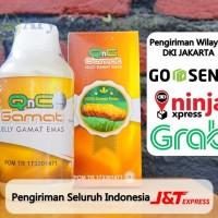 Obat QnC Jelly Gamat ORIGINAL Legal BPOM