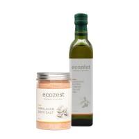 Special Bundle - Himalayan Rock Salt & Extra Virgin Olive Oil