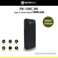 MICROPACK Blazer Powerbank 10000 mAh Micro USB + Type C