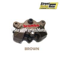 Kaliper Motor 2 Piston Brembo Murah