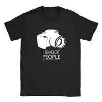 Premium tshirt - Baju - Kaos Photography - Kaos I shoot people