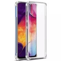 Samsung A10 / A20 / A30 / A50 Case Anti Crack Fuze Acrylic