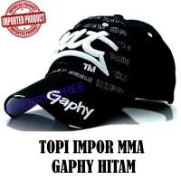 Topi Graphy Motor Racing Grand Prix Baseball 3D Embroidery USA Cap